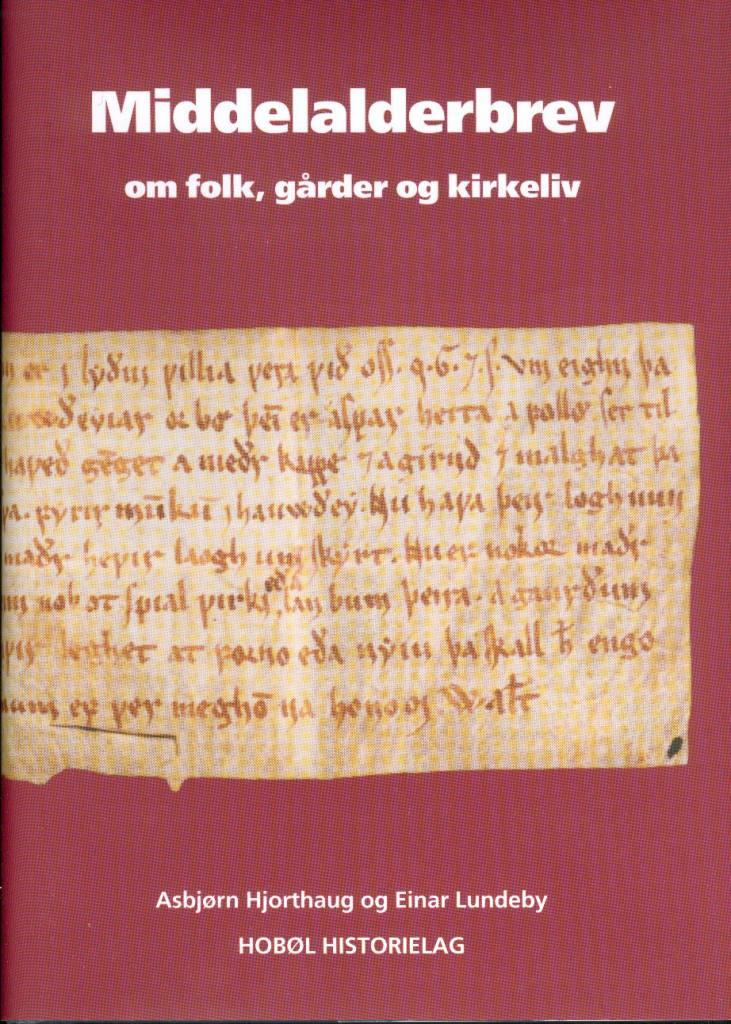 middelalderbrev